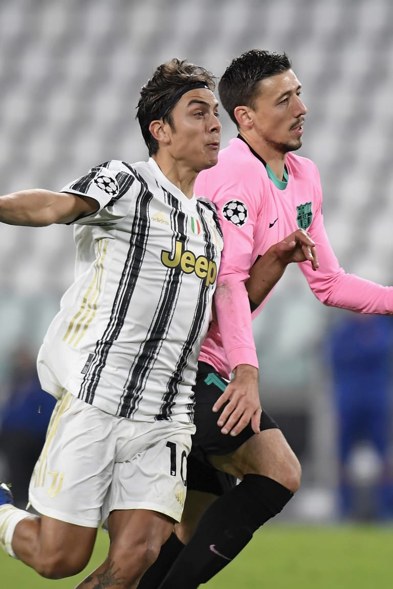 UCL | Matchweek 2 | Juventus - Barcellona