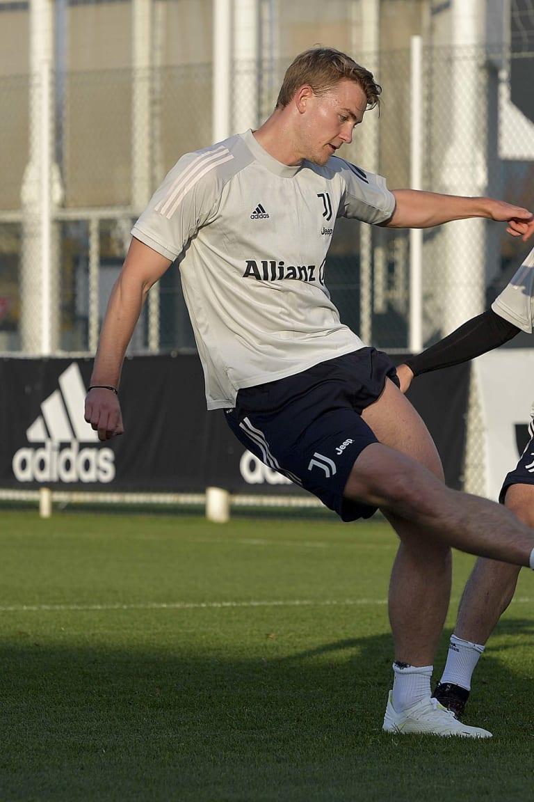 Pusat Pelatihan | Taktik jelang Juve-Cagliari