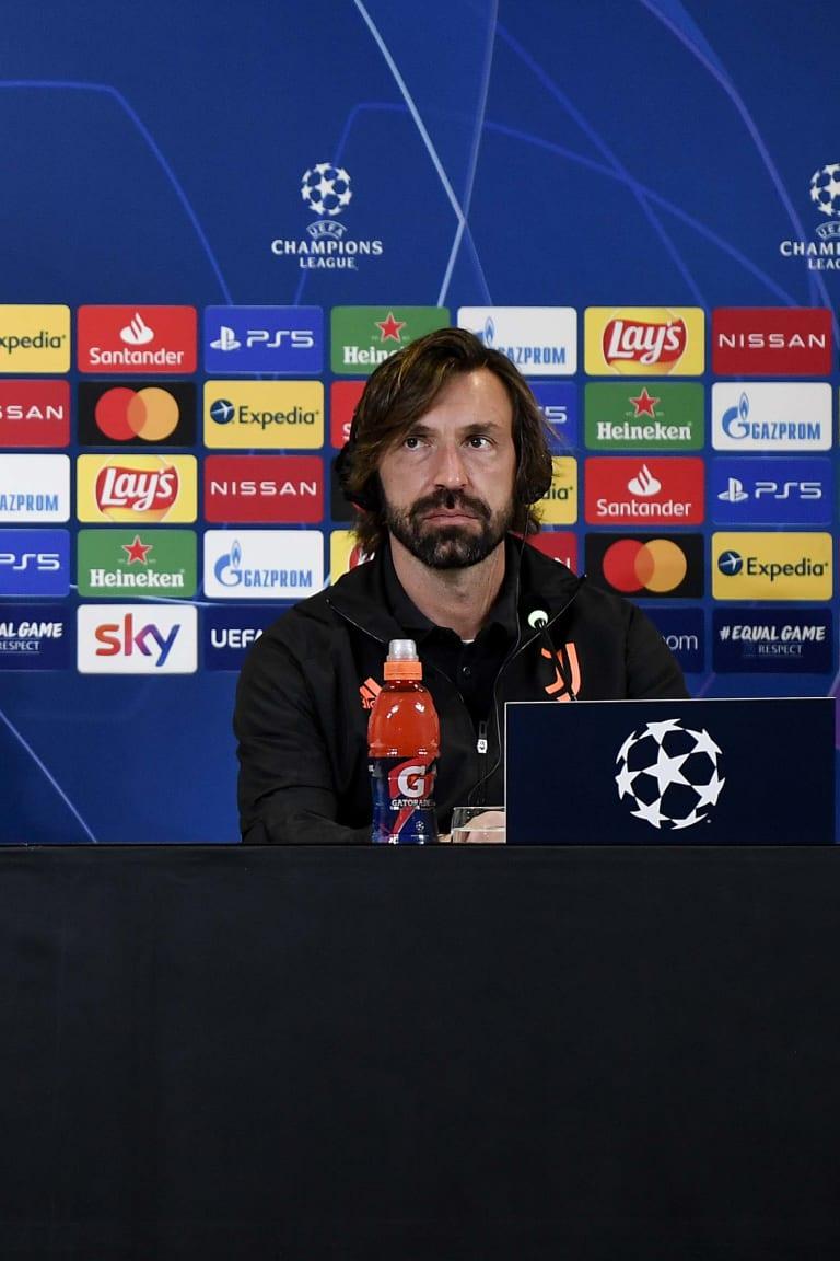 Pirlo & Tek preview Juve- Ferencvaros