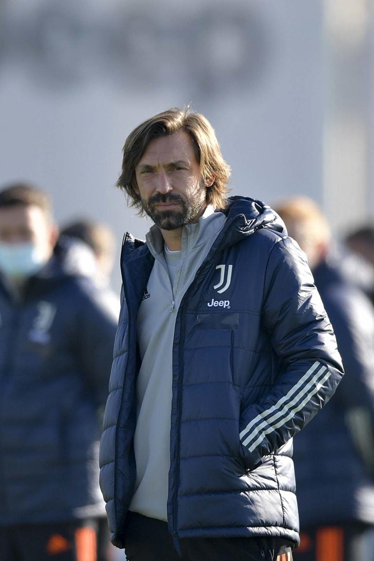 Juventus - Ferencvaros | Pirlo: «Win to qualify»