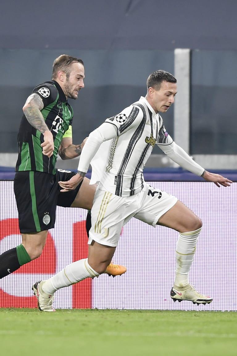 Gamereview | Giornata 4 | Juventus - Ferencvaros