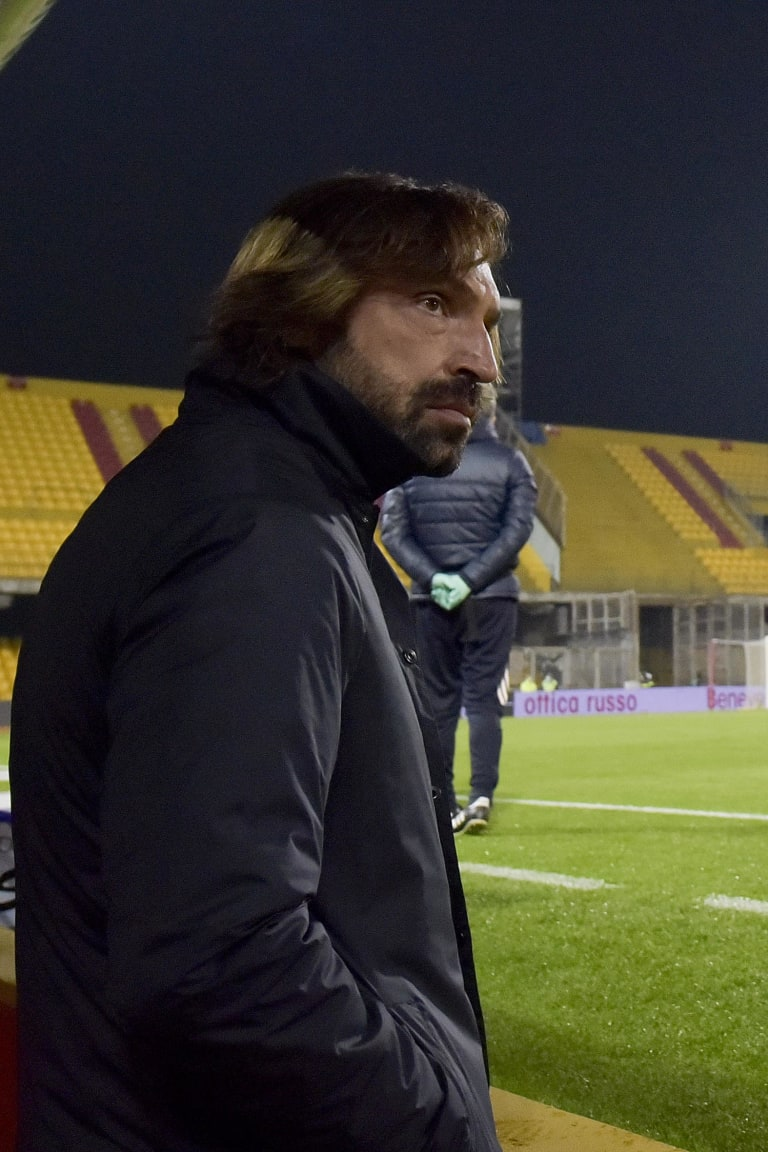 Post-match reaction from Benevento
