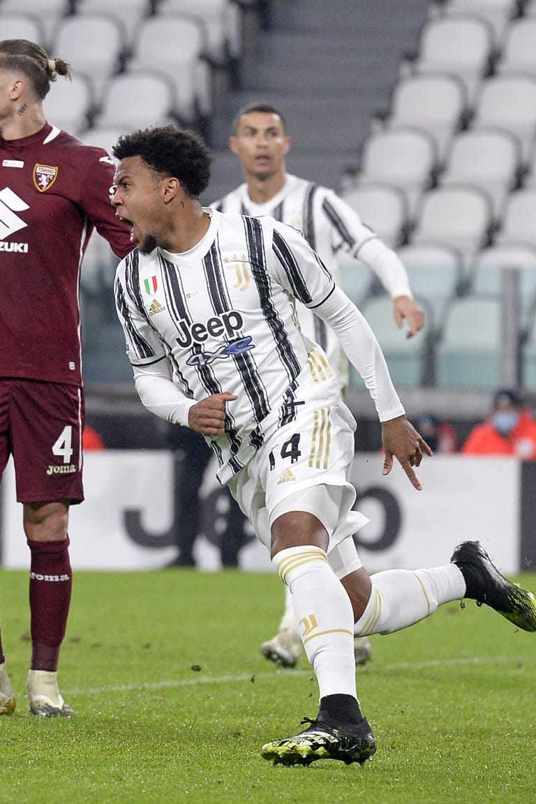Juventus - Torino | McKennie: «It was a hard match»