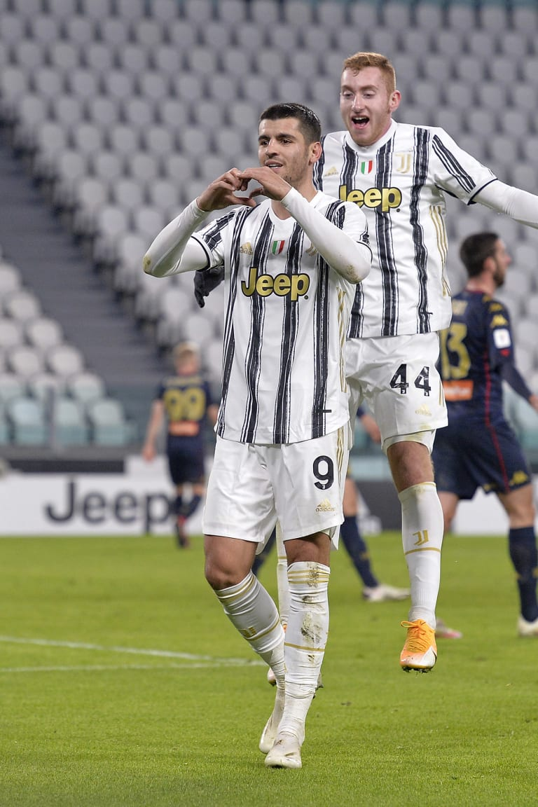 Morata: «I have matured a lot over the years»