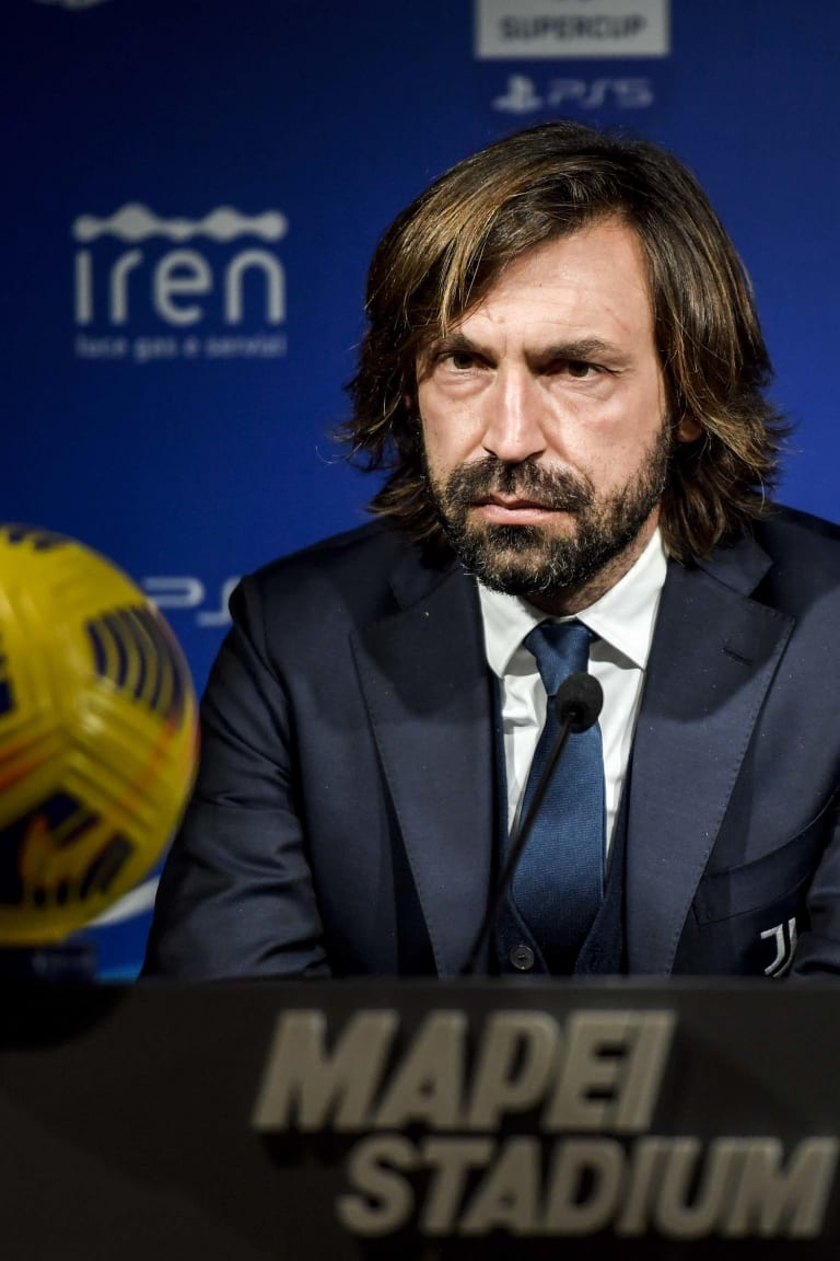 Press Conference | The eve of Juventus - Napoli