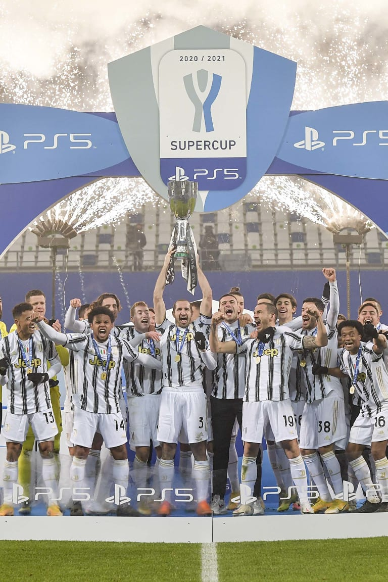 PS5 Supercoppa Italiana | Juventus - Napoli
