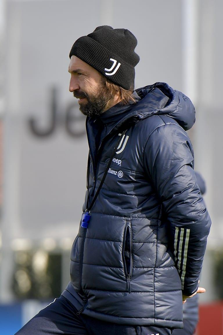 Training Center | Juve-Lazio, -2. Allenamento mattutino alla Continassa