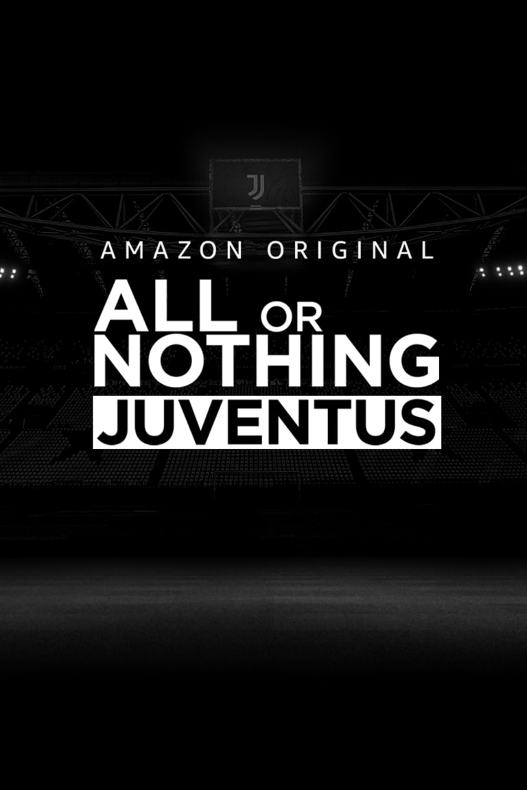 All or Nothing: Juventus! | Os Bianconeri vão fazer parte da nova série documental da Amazon Original