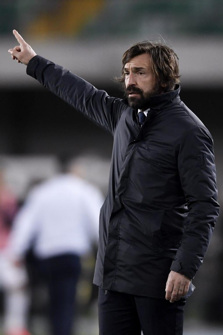赛后言论 | 维罗纳1-1尤文