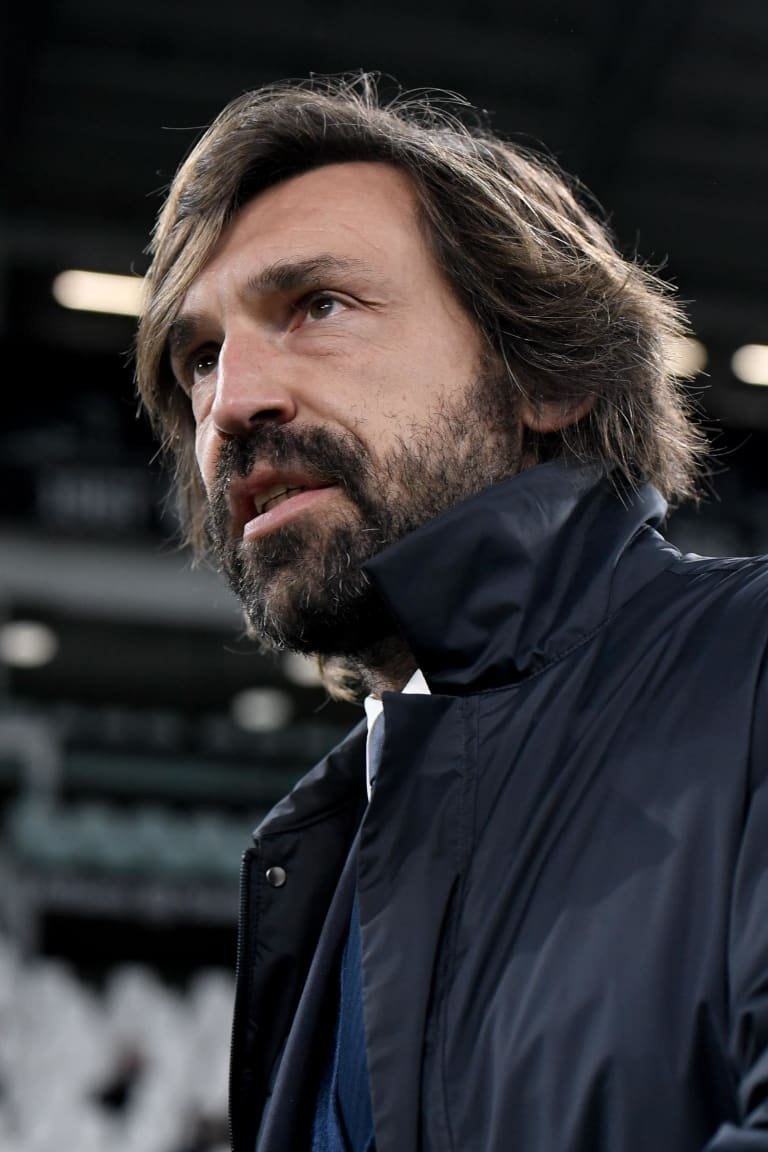 Juventus - Lazio | Pirlo: «An excellent reaction from the whole team»