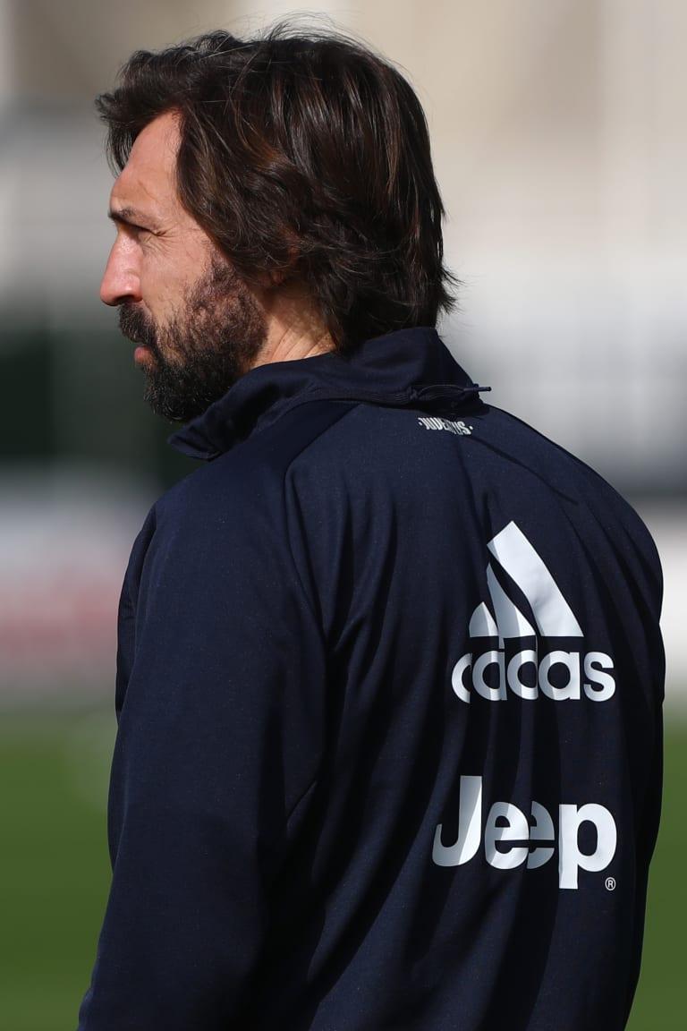 Training Center | Subito al lavoro verso il Genoa