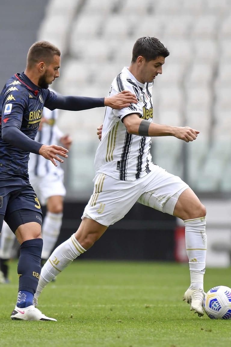 Da bordocampo   Giornata 30   Juventus - Genoa