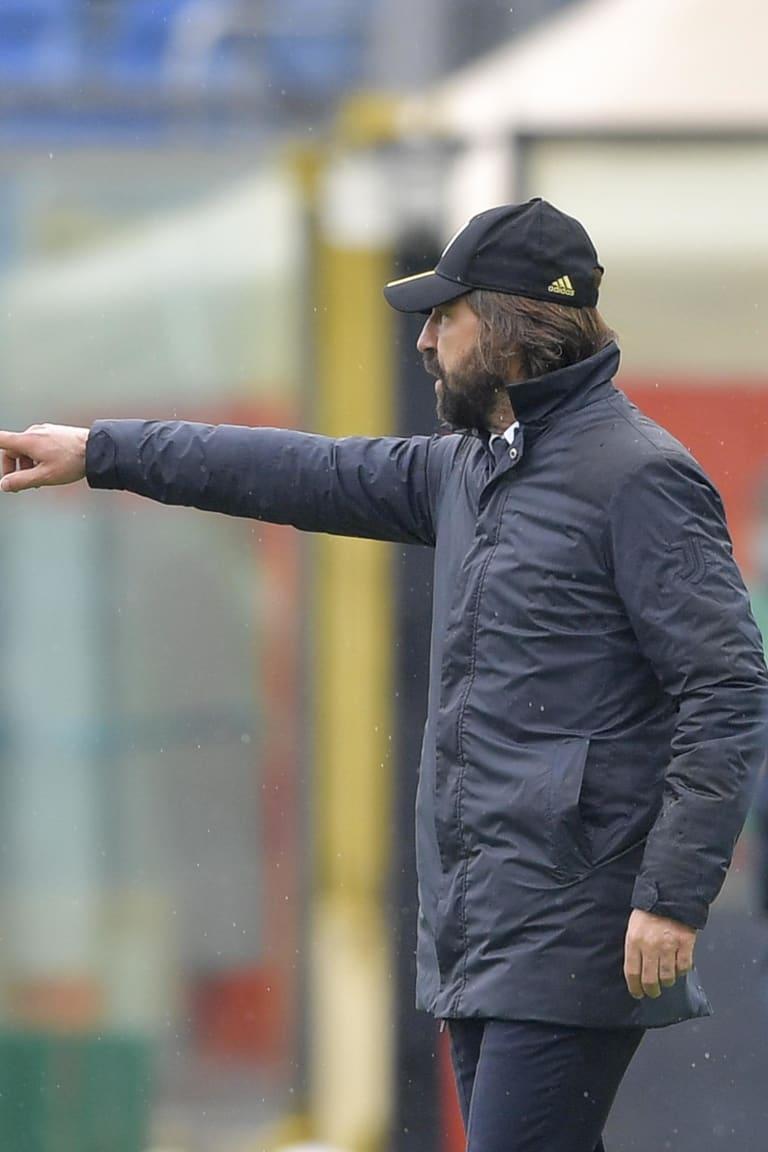 Sala de Imprensa | Pirlo fala após o Atalanta x Juve
