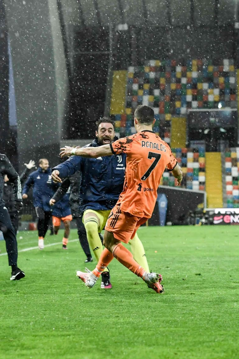 Review: Udinese - Juventus, il secondo gol di Ronaldo