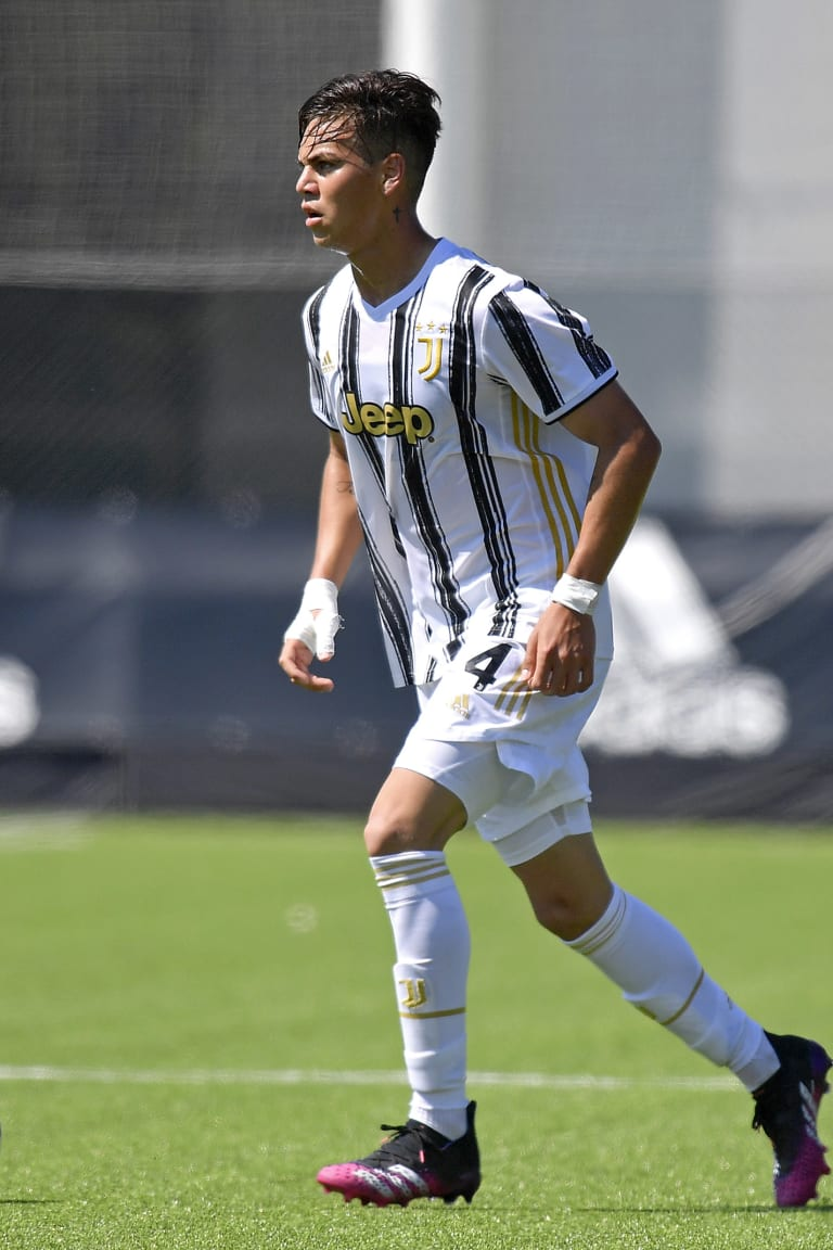 Under 19   Pari tra Juve ed Empoli a Vinovo