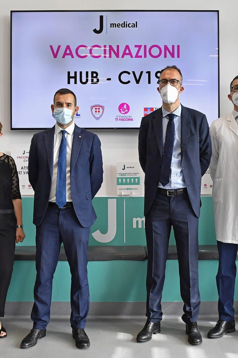 J|Medical jadi Pusat Vaksinasi!