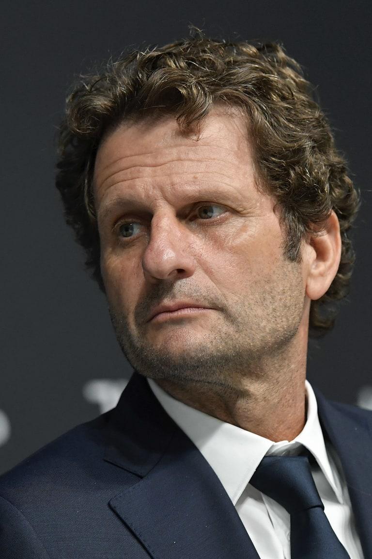 Montemurro: «Un grande onore allenare le Juventus Women»