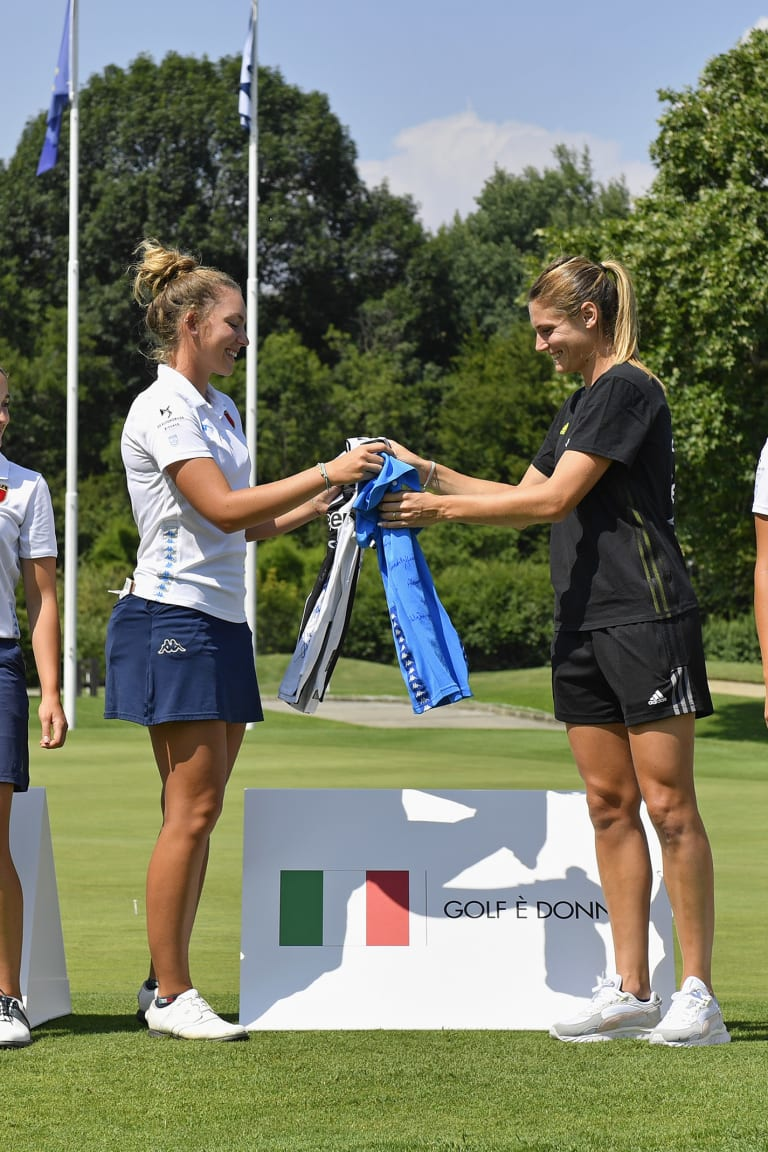 Juventus Women alla European Ladies' Amateur Championship 2021
