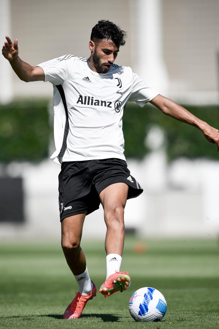 Good luck, Gianluca!