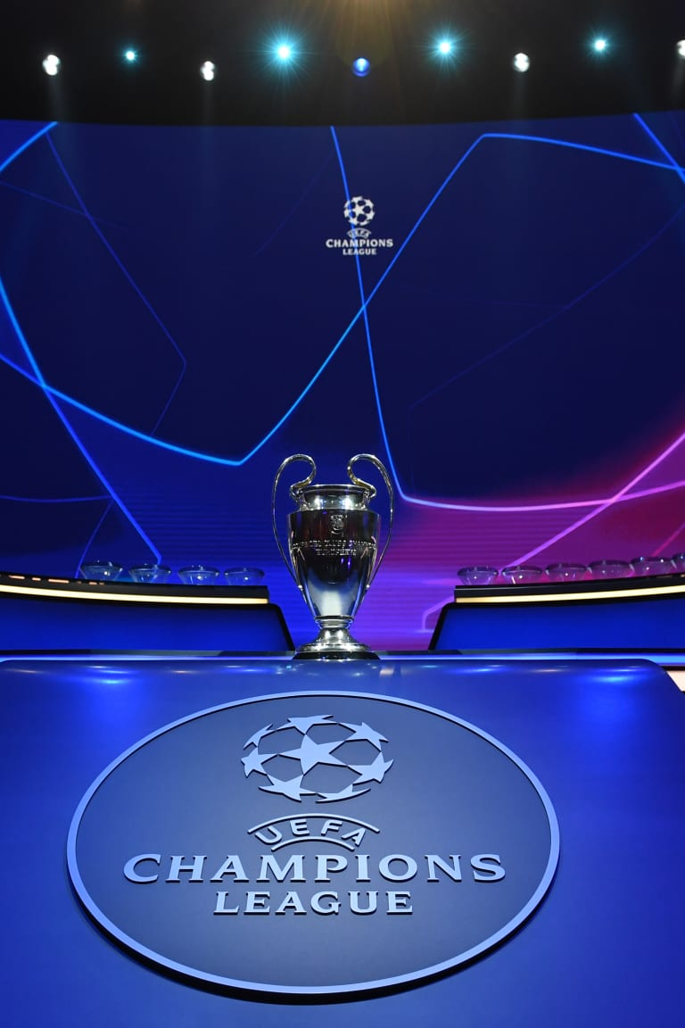Uncovering Juve's UCL opponents