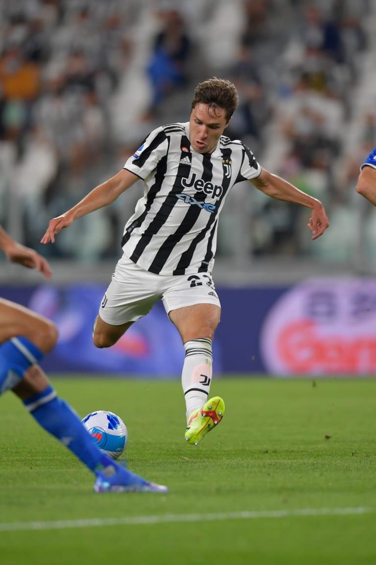 Empoli claim victory at Allianz Stadium