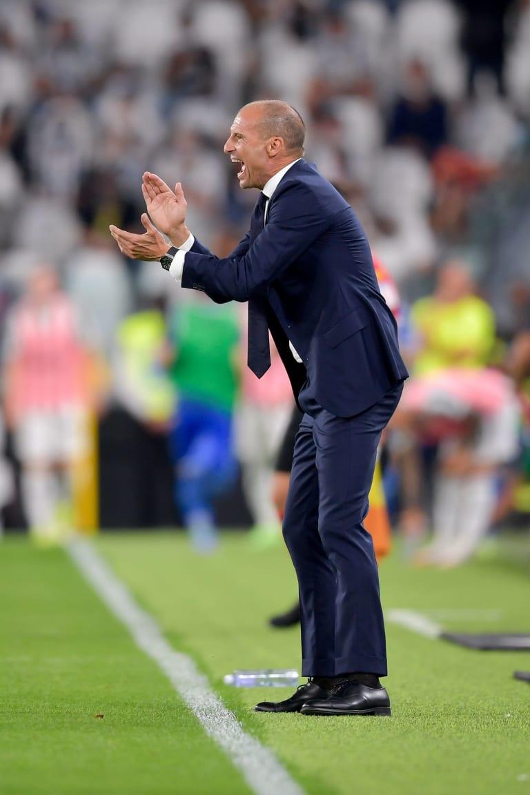 Press room | Allegri reacts to Juve v Empoli