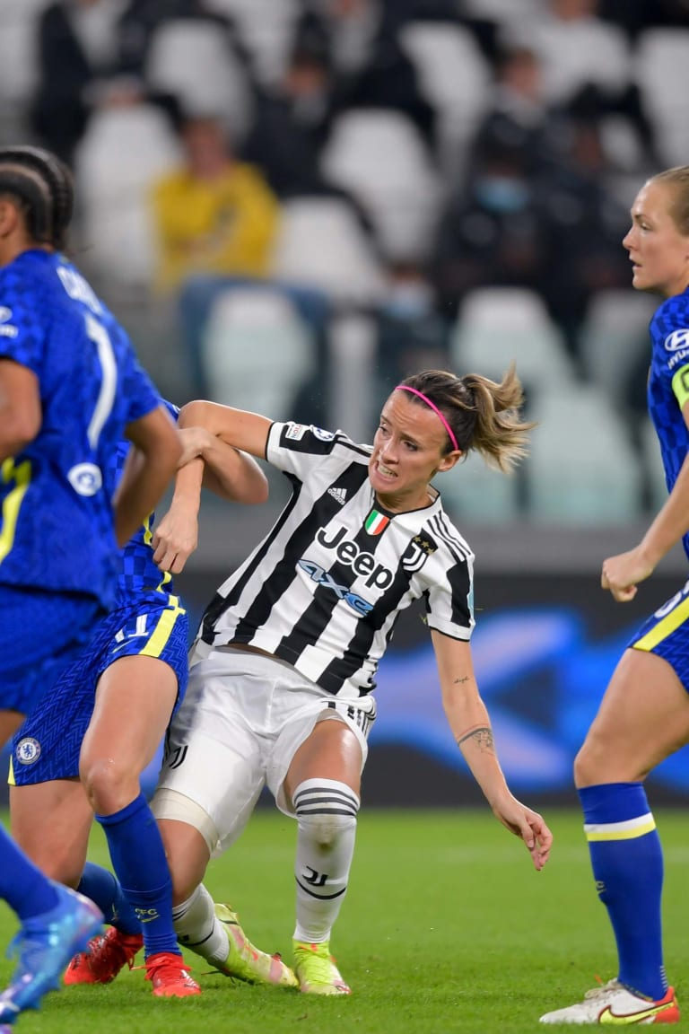 Highlights UWCL | Juventus Women - Chelsea
