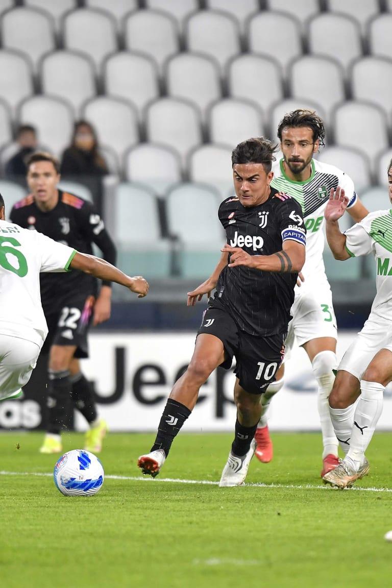 Serie A | Giornata 10 | Juventus - Sassuolo