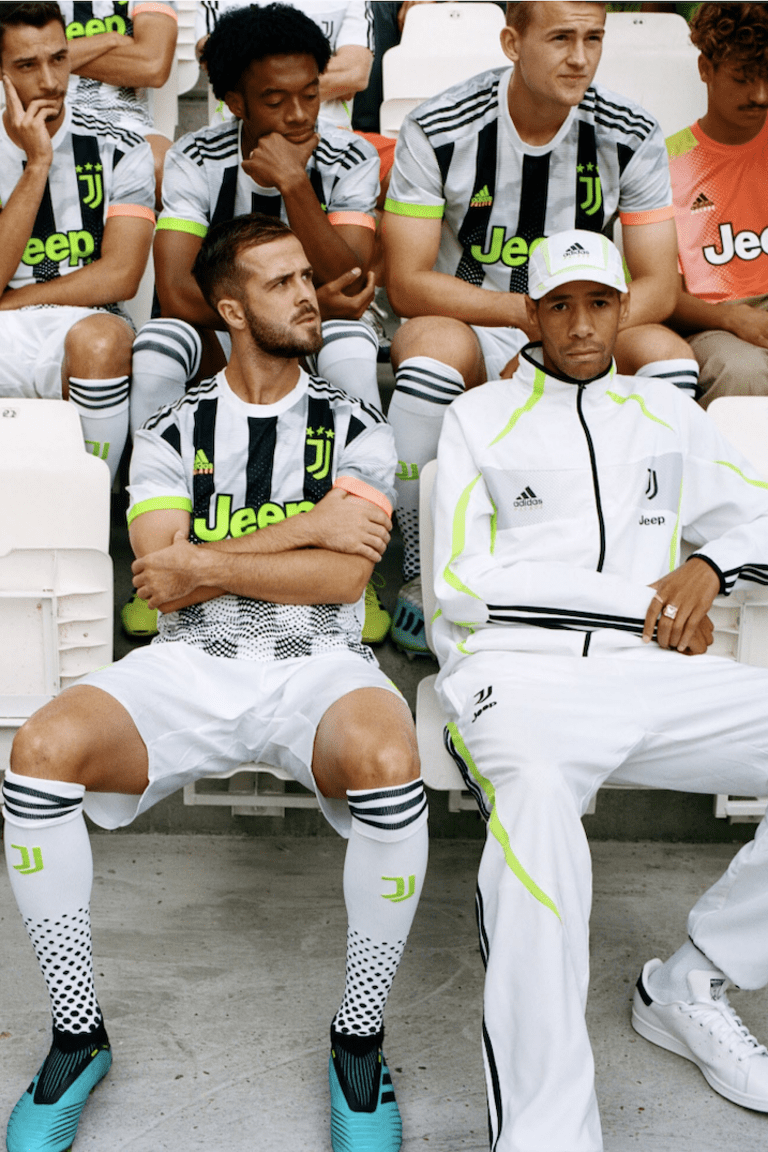 Il Quarto Kit, by Juventus, adidas e Palace sta arrivando!