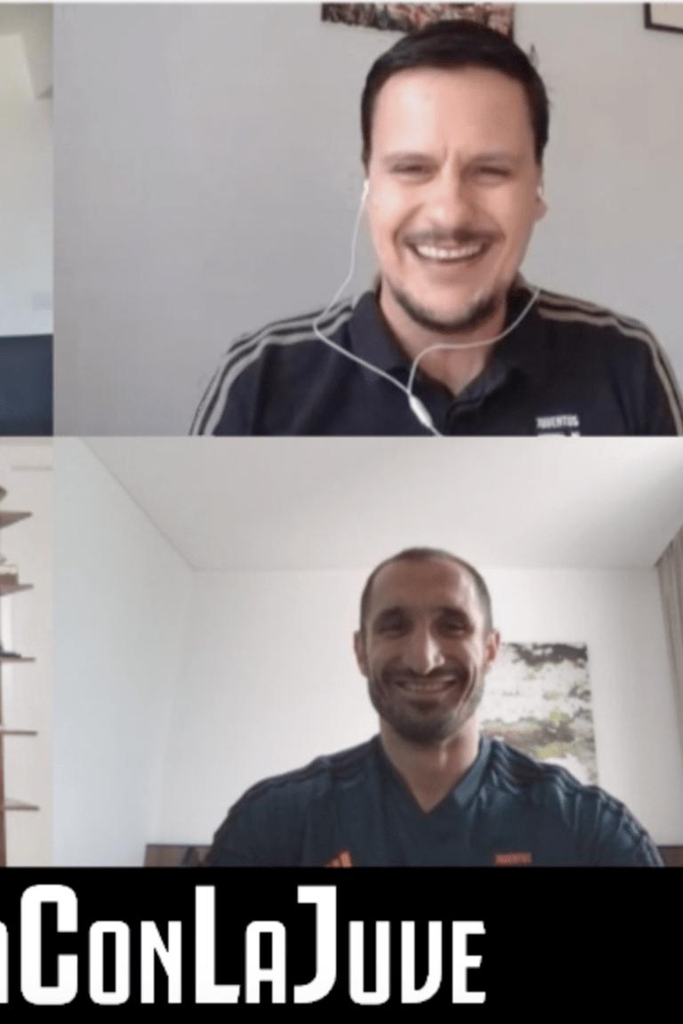 A Casa con la Juve, episodio 3