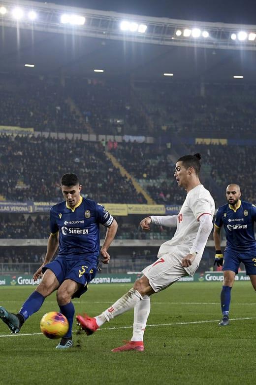 Serie A Matchweek 23 Hellas Verona Juventus Juventus Tv