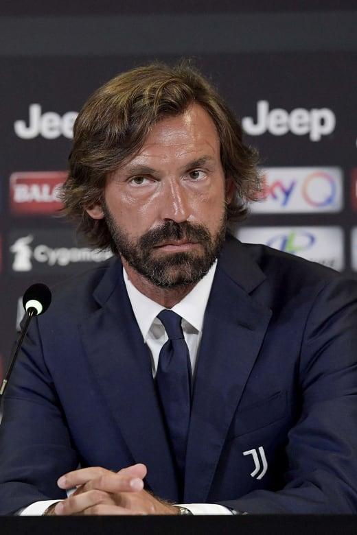 U23 | Andrea Pirlo unveiling - Juventus TV