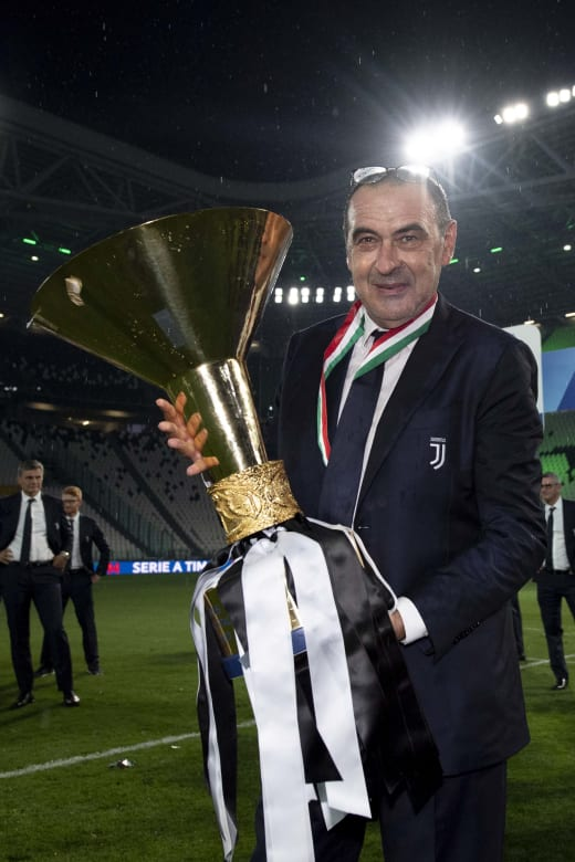 The Scudetto according to Sarri | Juventus.com
