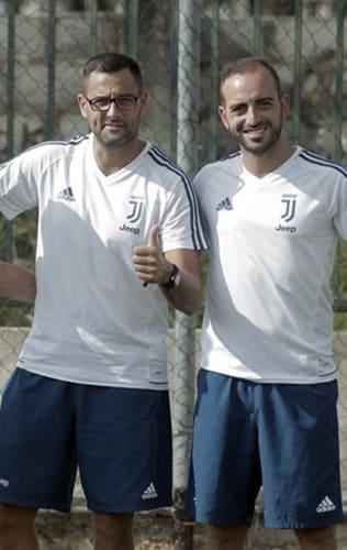 Juventus camp Nigeria