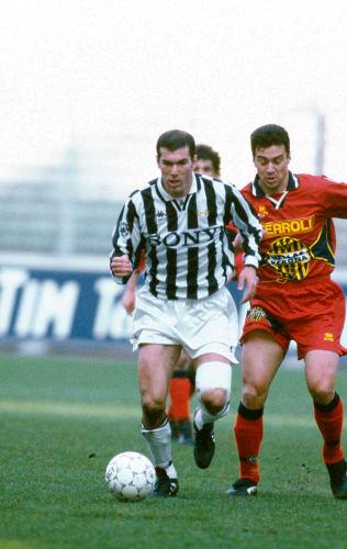 Assistman: Zinedine Zidane 1996-97