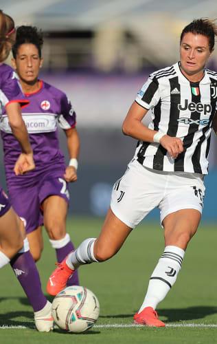 Women   Matchweek 2   Fiorentina - Juventus