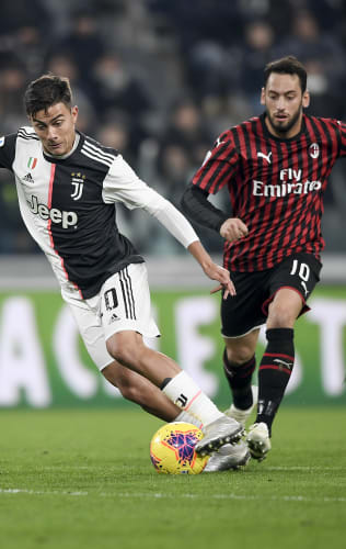 Juventus - Milan | The 2019 victory at the Allianz Stadium