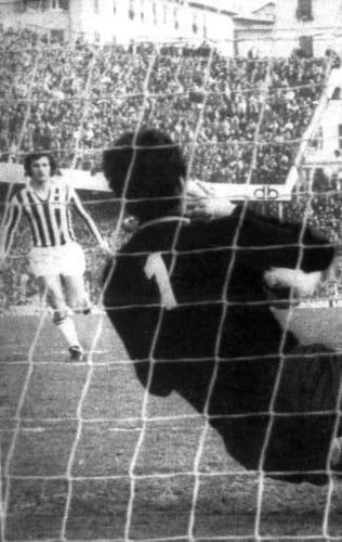 Juventus - Genoa   Il tris del 1973