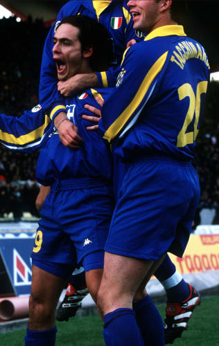 Classic Match UCL | Dinamo Kiev - Juventus 1-4 97/98