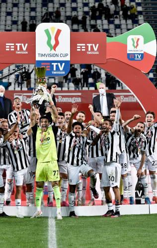 Coppa Italia | Final | The award ceremony