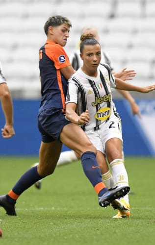 Women | Highlights Amichevole | Montpellier - Juventus