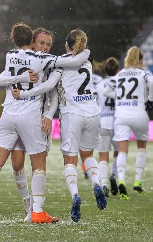 Women | Semifinal Super Cup | Juventus - Roma