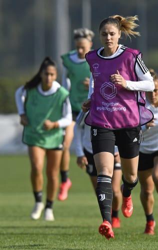 UWCL | Last training session before  Juventus Women - Chelsea