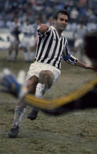 Antonio Cabrini and his fantastic left-foot