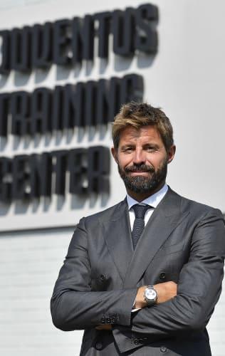Marco Storari kembali ke Juventus
