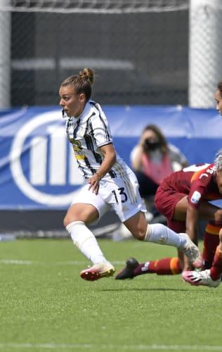Women   Coppa Italia - Semifinal Second Leg   Juventus - Roma