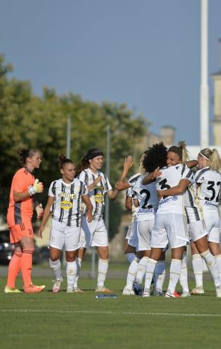 Si accende la pre-season per le Juventus Women!