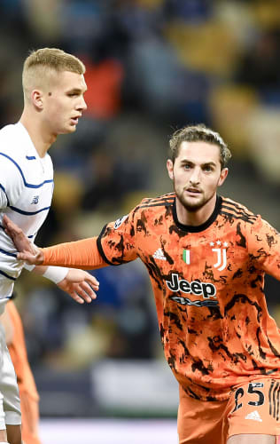 Dinamo Kiev - Juventus   Rabiot: «Squadra equilibrata e intensa»