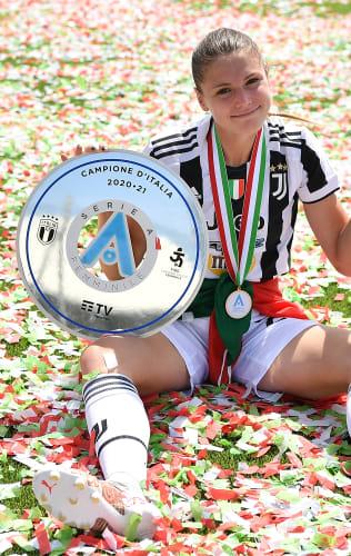 Women | Juventus - Inter | Il quarto scudetto di Cecilia Salvai