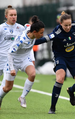 Women | Highlights Coppa Italia | Juventus - Empoli